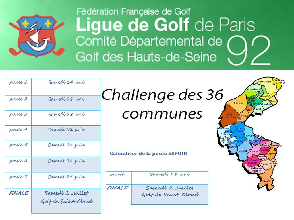 36 Communes
