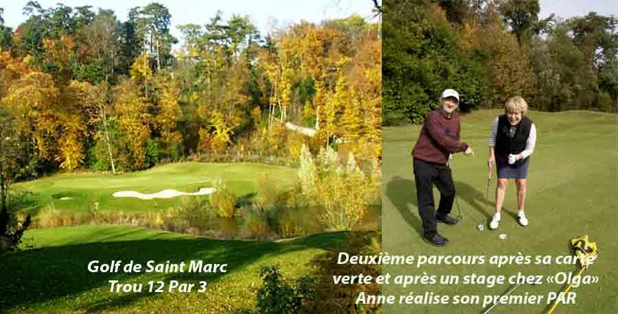 18 octobre sortie amicale golf saint marc golf swing montrouge. Black Bedroom Furniture Sets. Home Design Ideas