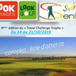 La Ryder Cup à Marrakech octobre 2018