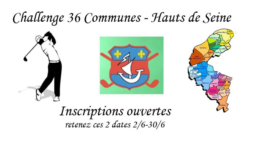 Challenge 36 communes 2018