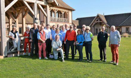 Senior Tour au Parc Robert Hersant