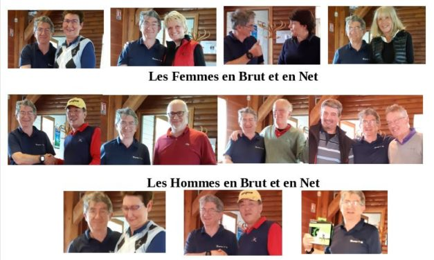 Résultats Senior Tour 2° Chevannes
