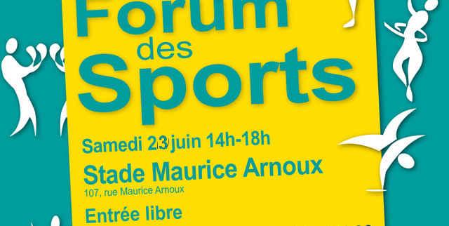 Forum des Sports – Inscriptions des bénévoles